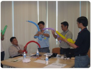 Grocery Logistics of Singapore Pte Ltd - Performance Mgt & Appraisal Skills, 5 May 2009
